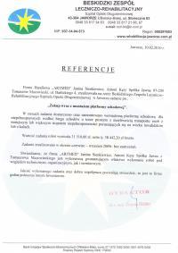 Beskidzki Zespół Leczniczo Rehabilitacyjny Jaworze