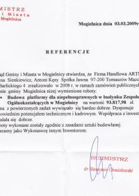 Urząd Gminy i Miasta w Mogielnicy