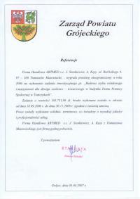 Zarząd Powiatu Grójeckiego