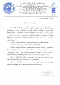 Samodzielny Publiczny Zespół Opieki Zdrowotnej w Hrubieszowie