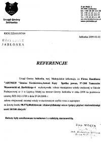 Urząd Gminy Jabłonka