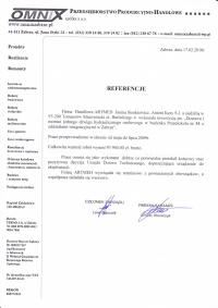 Przedsiębiorstwo Produkcyjno Handlowe Omnix sp. z o.o. Zabrze